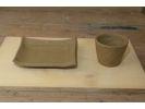 【和歌山・白浜】手びねり陶芸体験の様子