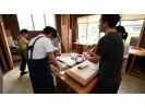 【奈良・帯解】今日からワンランク上のおうちごはん ♪ プロが教える魚の料理教室<木~土開催>の様子