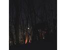 【北海道・札幌でスノーシュー】夜の森林体験ナイトハイキング(ガイド同行)の様子