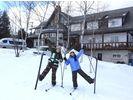 【東北・八幡平の自然を満喫】スキー経験不問!クロスカントリースキー体験(半日プラン)の様子