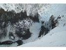 【北海道・網走】知床半島望洋スノーシュートレッキングの様子