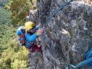 【スリリングな本格体験!】『ロックトレック』京都金毘羅山 ver-1(Y-ken-ridge)の様子