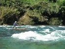 【四国・吉野川】気の向くままに川遊び♪リバーサップコースの様子