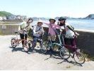 【徳島・鳴門】ミニベロで巡るサイクリングツアー!鳴門市内観光ツアー♪の様子