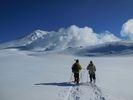 【北海道・大雪山】絶景スノーシュー★旭岳山頂コース(※晴れの日のみ)の様子