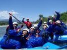 【長野・天竜川】国内最長約23kmのロングコース!ラフティング体験(1日コース)の様子