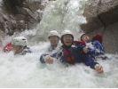 【長野・小川渓谷】雄大な自然を体いっぱい感じよう!シャワークライミング体験(半日コース)の様子