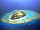 【沖縄・水納島】海水浴ボートシュノーケルプランの様子