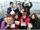 【福島・桧原湖】ワカサギ釣り体験 12:00集合!~お土産付~参加者の初チャレンジ率95%!の様子