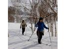 【群馬・みなかみ】歩くスキーを体験!ネイチャースキー1日コースの様子