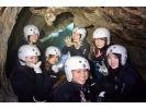 【水の洞窟探検】Lv.2ケイブスイミング奈良コースの様子