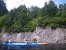 【群馬・みなかみ/水上】ランチ付きカヌー&カヤック体験ツアー(1日コース)の様子