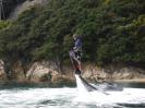 【兵庫・姫路】空飛ぶサーフィン!ホバーボード体験(15分)の様子