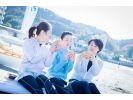 【神奈川・逗子】シーカヤックにのって海ごはんを食べに行こう。ランチ付の様子