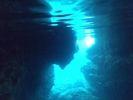 【伊良部島・宮古島】青の洞窟シュノーケルツアーの様子