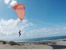 【鳥取砂丘でパラグライダー】半日体験コースの様子