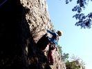 【滋賀】★初心者おすすめ★『ロッククライミング』 比良山系 獅子岩(VER-1)の様子