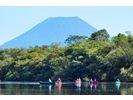 【尻別川・ビギナー歓迎!】カヌーツーリング+ジンギスカンBBQランチ(1日コース)の様子