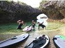【沖縄・読谷村】たっぷり海遊び!満喫SUP体験(半日コース)の様子