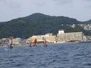 【神奈川・葉山】体験だけでは物足りない!ウィンドサーフィン一般スクール!(1日コース)の様子