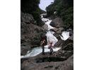 【鹿児島・屋久島】キャニオニング(小揚子川ツアー)1日コースの様子