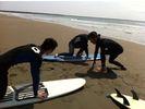 【茨城・つくば市】海を満喫しよう!サーフィン体験実習!の様子