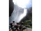 【西表島】ジャングルトレッキング(ピナイサーラの滝つぼ&滝うえコース)の様子