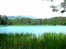 【福島・裏磐梯】木漏れ日を感じる夏の高原散策!神秘の五色沼ガイドウォークの様子