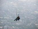 【愛知・初心者向け】Web割!パラグライダー体験タンデム遊覧飛行(半日コース)の様子