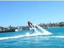 【沖縄・宮古島】空を飛ぶバイク!ジェットベイター体験(30分コース)の様子