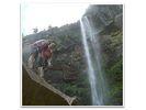 【沖縄・西表島】ちょっぴりピナイサーラ(半日コース、滝壺)の様子