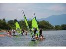 【滋賀・近江八幡】ウィンドサーフィン初心者コース(3回コース)の様子
