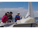 【神奈川・葉山】ヨットの楽しさを手軽に味わえる 体験セーリング(未経験者、初心者向き)の様子