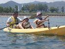 【南徳島】kayak&Bikeツアー(南徳島絶景 半日コース)<カヤック・サイクリング>の様子