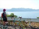 【徳島・鳴門】kayak&Bikeツアー(鳴門周辺 半日コース)<カヤック・サイクリング>の様子