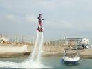 【沖縄】大人気!!沖縄の海でフライボードに挑戦!の様子