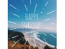 【Central沖縄】青い空青い海でHappySUP体験standard(2時間)読谷村orうるまの様子