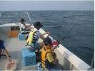 【沖縄・浦添市】沖縄の海を知り尽くした海人が案内フィッシングの様子