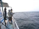【熊本・天草】船に乗って本格的な海釣り体験!フィッシングツアー(半日コース)の様子