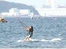 【神奈川・三浦海岸】初心者向け!カイトボード体験(90分コース)の様子