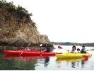 【三重・志摩】英虞湾エコツアーシーカヤックツーリング(1.5時間コース)の様子