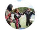 【宮城/女川】体験ダイビング(器材代、レクチャー込)の様子