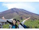 【富士山】今年こそ世界遺産の山へ!日本一の頂を目指す 富士登山プログラムの様子