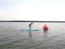 【千葉・稲毛海岸】海で楽しく過ごそう!SUPスクール体験コース!【2時間】の様子