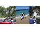 【鹿児島・屋久島】海を遊び尽くせ!シーカヤックツアーの様子
