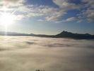 【北海道・摩周湖】広大な雲海 摩周・屈斜路雲海ツアーの様子