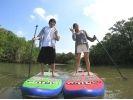 【沖縄・石垣島】自然を最大限に楽しもう!ジャングルクルーズSUPツアー!の様子