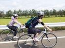 【札幌ロードバイク1日コース】石狩平野を見おろすマオイの丘巡りサイクリング+ハイジ【市内送迎あり!】の様子