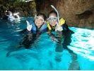 【沖縄・青の洞窟】【青の洞窟シュノーケルツアー】泳げなくても大丈夫!!の様子