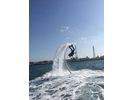 【沖縄・宜野湾】フライボード体験プランの様子